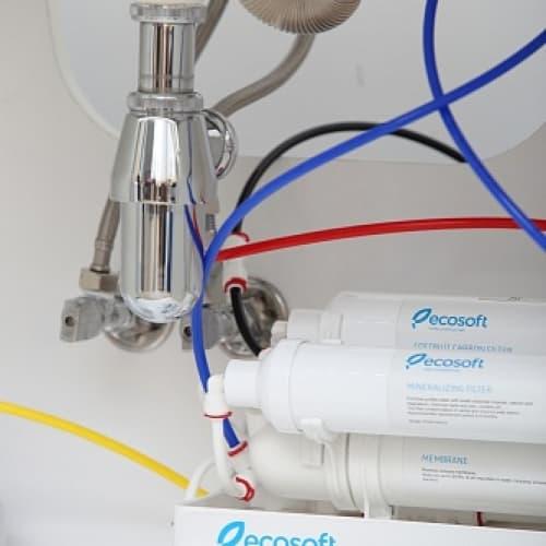 Фильтр обратного осмоса Ecosoft Standart MO650MECOSTD