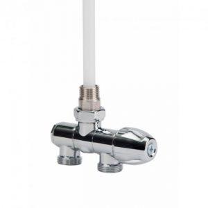 Вентиль Icma №968 1/2″х3/4″ для полотенцесушителя