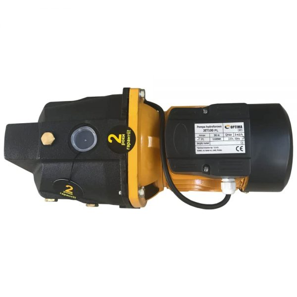 Насос центробежный Optima JET100-PL
