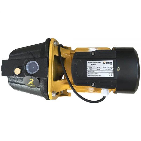 Насос центробежный Optima JET80А
