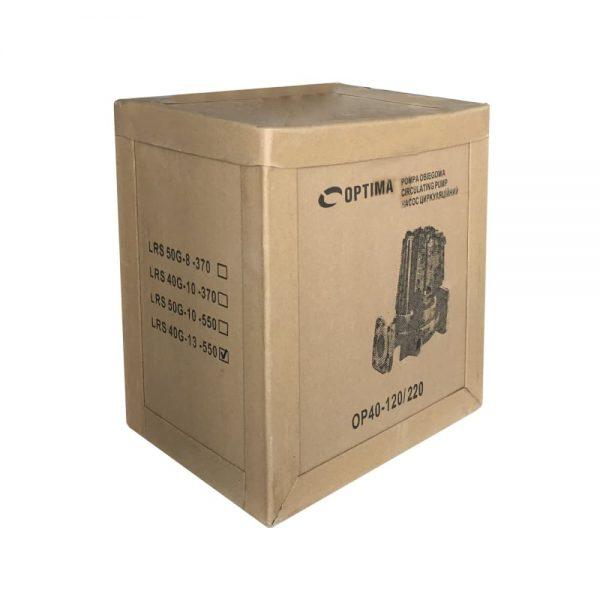 Циркуляционный насос Optima OP40-120/220