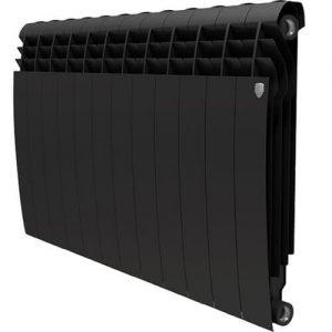 Радиатор Royal Thermo BiLiner Noir Sable (12 секций)