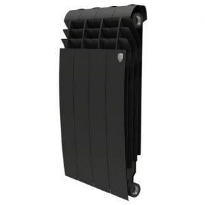 Радиатор Royal Thermo BiLiner Noir Sable (4 секции)
