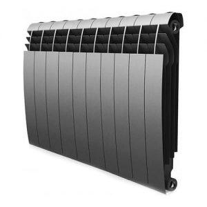 Радиатор Royal Thermo BiLiner Silver Satin (12 секций)