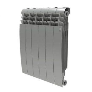 Радиатор Royal Thermo BiLiner Silver Satin (6 секций)