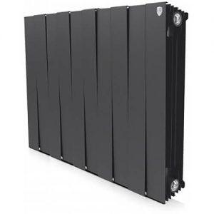 Радиатор Royal Thermo PianoForte Noir Sable (10 секций)