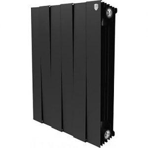 Радиатор Royal Thermo PianoForte Noir Sable (6 секций)