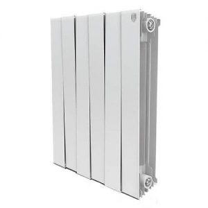 Радиатор Royal Thermo PianoForte Bianco Traffico (6 секций)