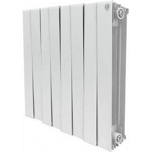 Радиатор Royal Thermo PianoForte Bianco Traffico (8 секций)