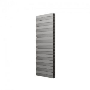 Радиатор Royal Thermo PianoForte Tower Silver Satin 18