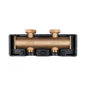 Сборный коллектор Icma №785 1″х1″1/2 с двойной камерой