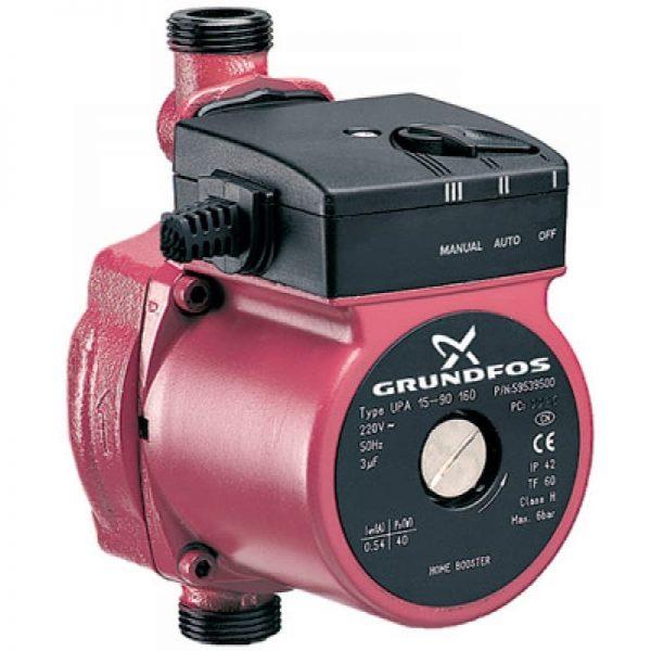 Насос для повышения давления Grundfos UPA15-90