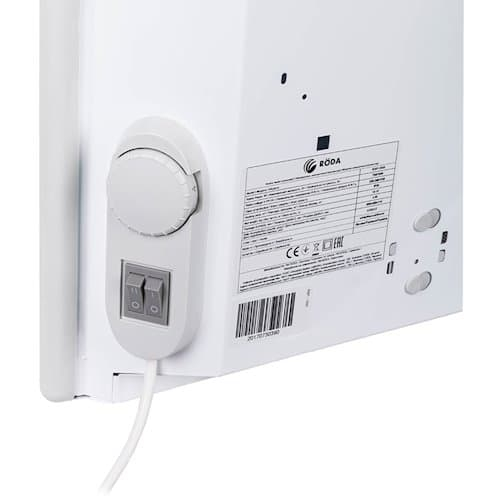 Конвектор электрический RODA Standart 1,5 ЕВНА-1,5/230С2М(с)