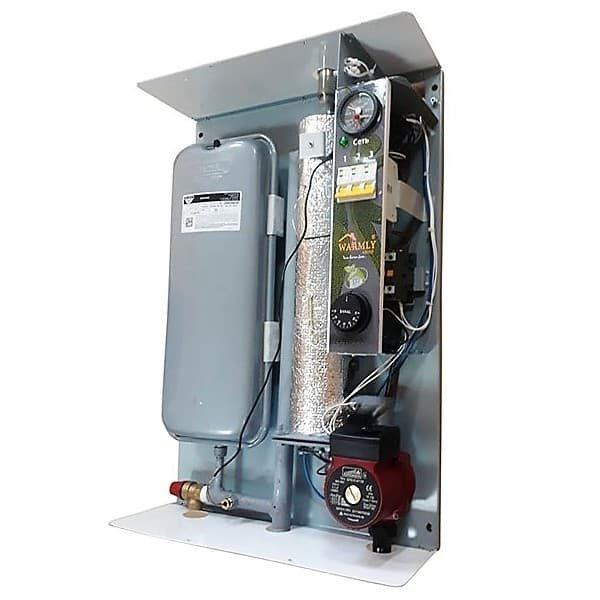 Электрический котел WARMLY PRO 4,5 кВт 220/380В