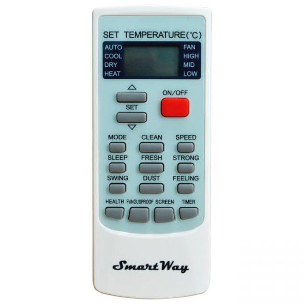 Кондиционер SmartWay SAF/SAN-E07APL Apollo Inverter