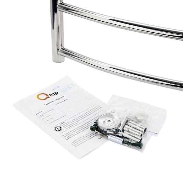 Полотенцесушитель Q-tap Aquamix P6 500×700