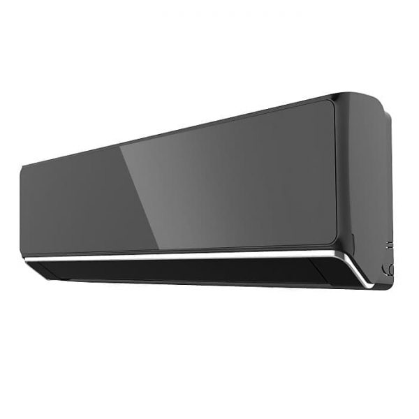 Инверторный кондиционер AUX HALO Black Mirror Inverter ASW-H24B4/HER3DI