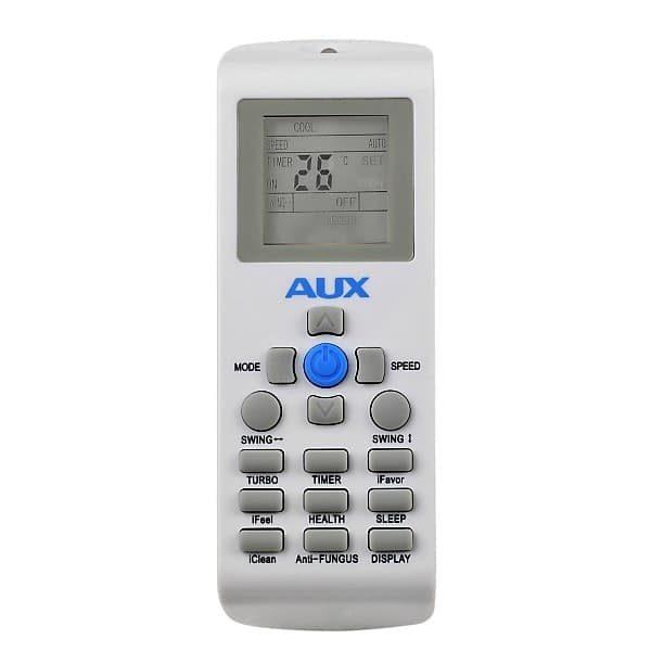 Кондиционер AUX HALO White Miror ON-OFF ASW-H12B4/HER1