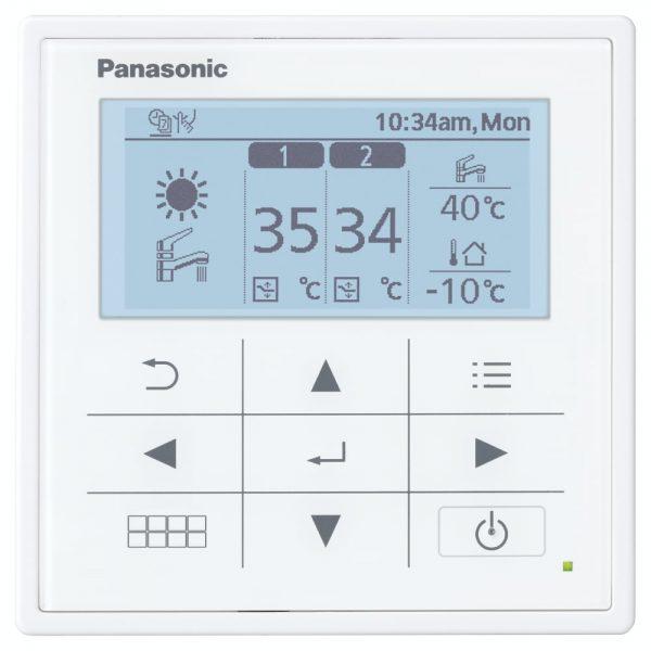 Тепловой насос Panasonic KIT-WC03J3E5 High Performance Aquarea R32