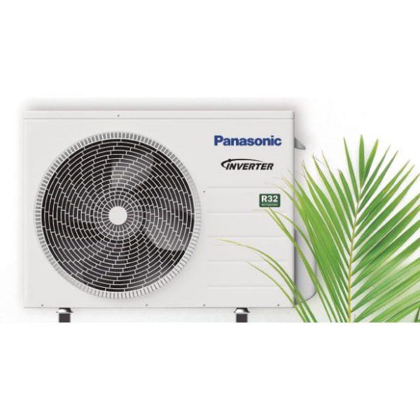 Тепловой насос Panasonic KIT-WC09J3E5 High Performance Aquarea R32