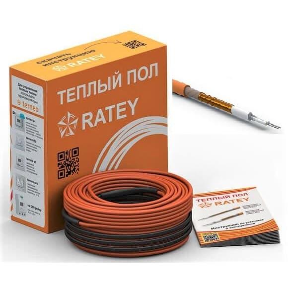 Нагревательный кабель Ratey RD2 2200