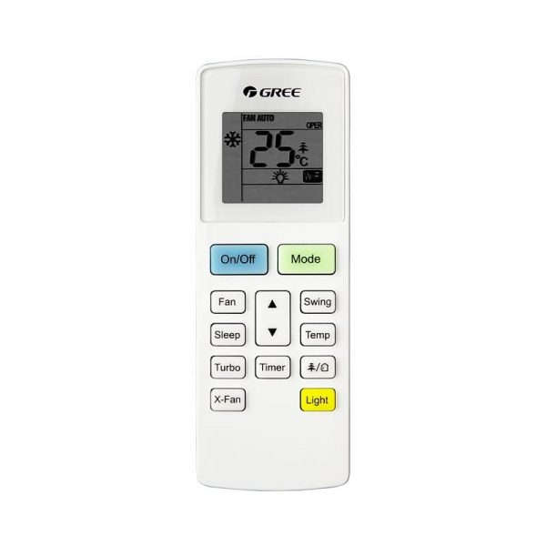 Инверторный кондиционер Gree Bora Inverter GWH24AAD-K3DNA5A Wi-Fi