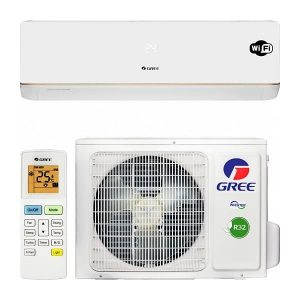 Инверторный кондиционер Gree Bora Inverter GWH24AAD-K6DNA5A R-32 Wi-Fi