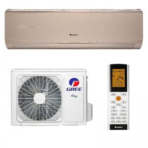 Кондиционер Gree Lomo Inverter GWH12QC-K6DND2D Golden