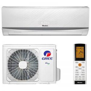 Инверторный кондиционер Gree Lomo Inverter GWH24QE-K6DND2E White