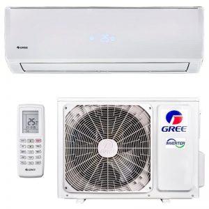 Инверторный кондиционер Gree Smart DC Inverter GWH24QF-K3DNB6G