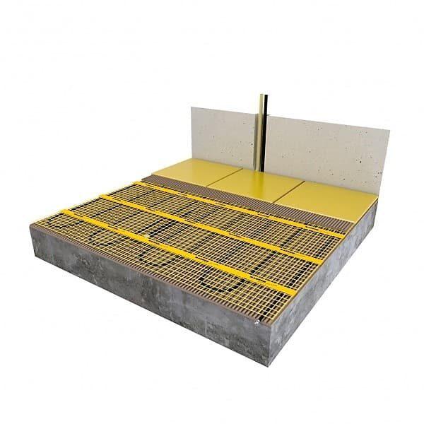 Мат нагревательный MAGNUM Mat 5,0 m2