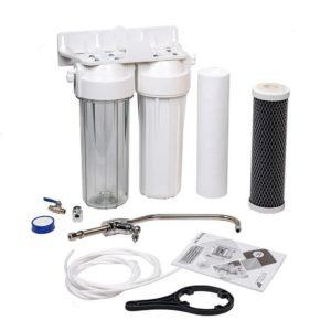 Проточный фильтр Aquafilter FP2-W-K1
