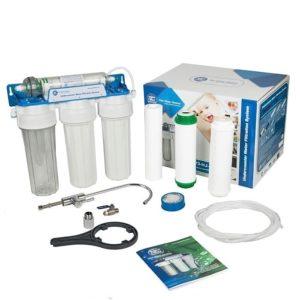 Проточный фильтр Aquafilter FP3-HJ-K1-B