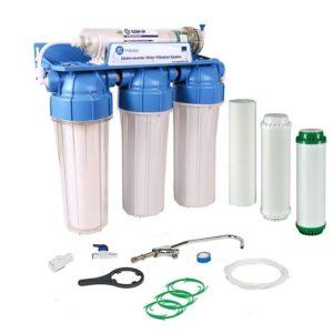 Проточный фильтр Aquafilter FP3-HJ-K1N