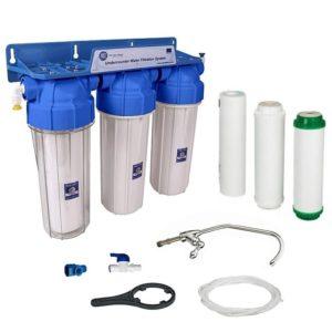 Проточный фильтр Aquafilter FP3-K1N