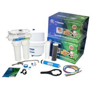 Фильтр обратного осмоса Aquafilter FRO4JG/RX44111XXX/