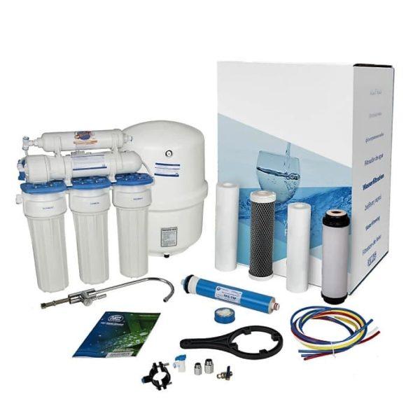 Фильтр обратного осмоса Aquafilter FRO5JG/RX55249516/