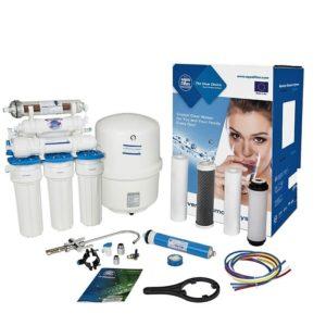Фильтр обратного осмоса Aquafilter RX-RO7-75/RX75155516/