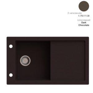 Кухонная мойка AXIS Tramontana Dark Chocolate (1.170.111.30)