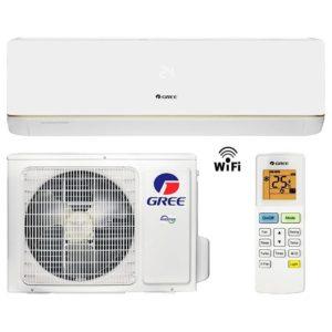 Инверторный кондиционер Gree Bora Inverter GWH07AAB-K3DNA5А Wi-Fi