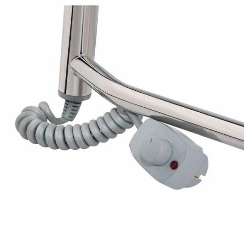 Полотенцесушитель Q-tap Trapezium (CRM) P5500х500 LE