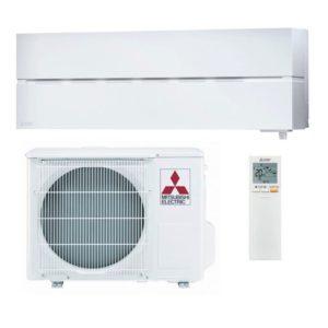 Mitsubishi Electric MSZ-LN25VGW-E1/MUZ-LN25VG-E1