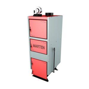 Кoтел твердoтoпливный Marten Comfort MC-33