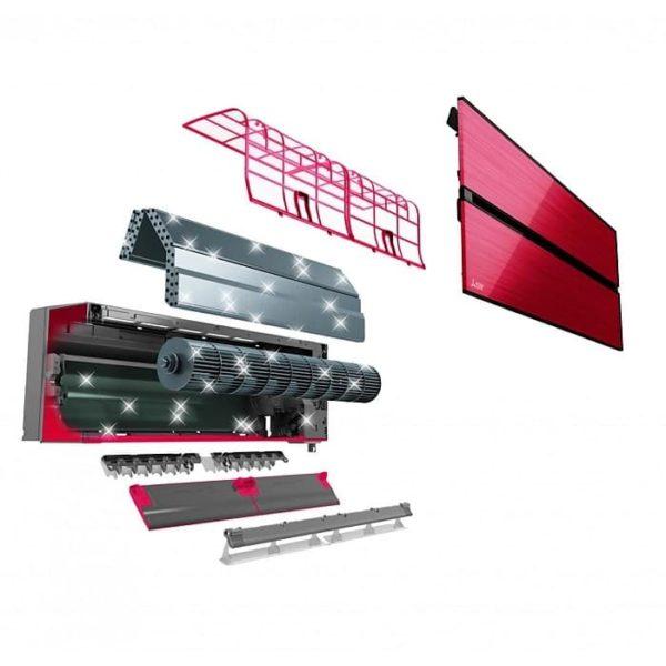 Кондиционер инверторный Mitsubishi Electric MSZ-LN25VGR-E1/MUZ-LN25VG-E1 Premium + WiFi