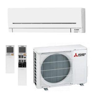 Кондиционер инверторный Mitsubishi Electric Standard MSZ-AP25VGK-ER1/MUZ-AP25VG-ER2 + WiFi