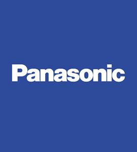 Логотип компании Панасоник