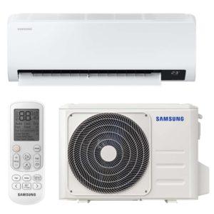 Кондиционер инверторный Samsung AR12AXHZAWKNUA Airice R32 (-22°C)