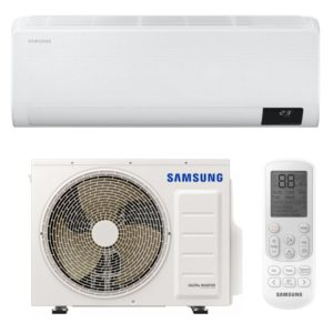 Кондиционер инверторный Samsung AR09ASHCBWKNER Airice WindFree (-22°C)