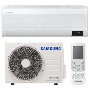 Кондиционер инверторный Samsung AR12AXAAAWKNER GEO WindFree WiFi-PM1.0-MDS (-22°C)