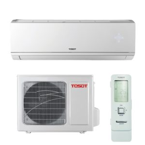 Кондиционер инверторный Tosot GL-18ZS HANSOL Winter Inverter R32 (-25℃) Wi-Fi